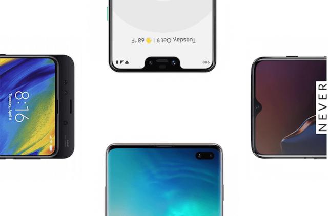 Отверстие, челка, слайдер – что ждет Android-смартфоны в будущем