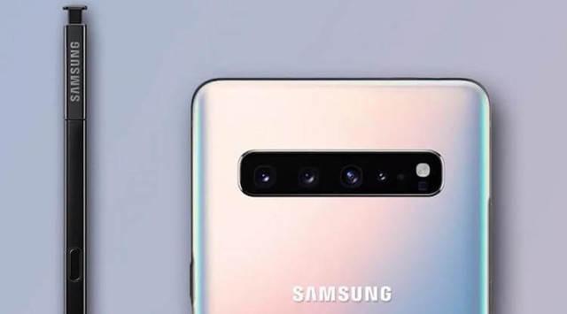 Возможно, уже в августе мы увидим Samsung Galaxy Note 10 без кнопок. Совсем