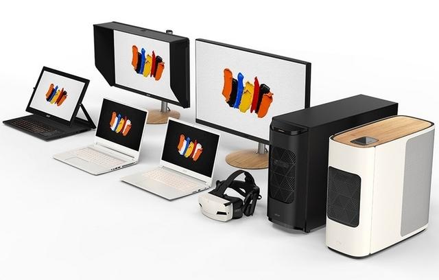 Acer ConceptD: серия ПК, ноутбуков и мониторов для профессионалов
