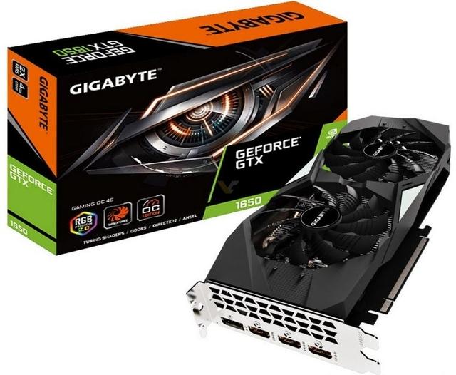 Изображения GeForce GTX 1650 от ASUS, Gigabyte, MSI и Zotac «утекли» в преддверие анонса