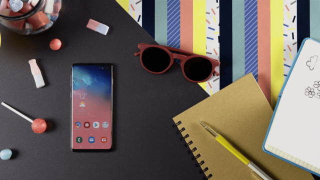 Как увеличить время автономной работы Samsung Galaxy S10