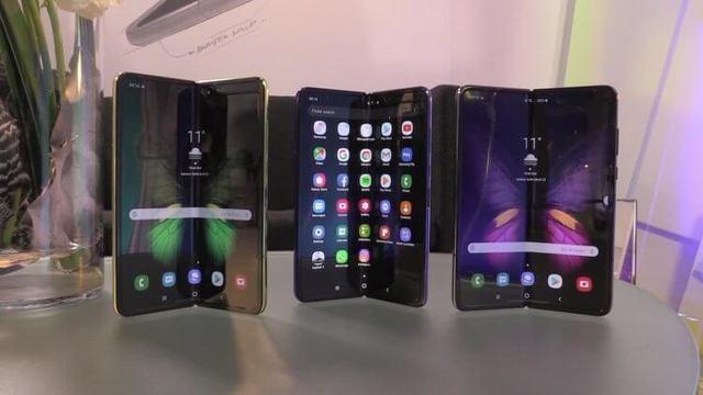 Samsung отменила релиз Galaxy Fold из-за проблем с дисплеем