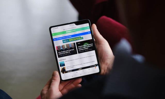 Стало известно, что Samsung изменила в обновленном Galaxy Fold