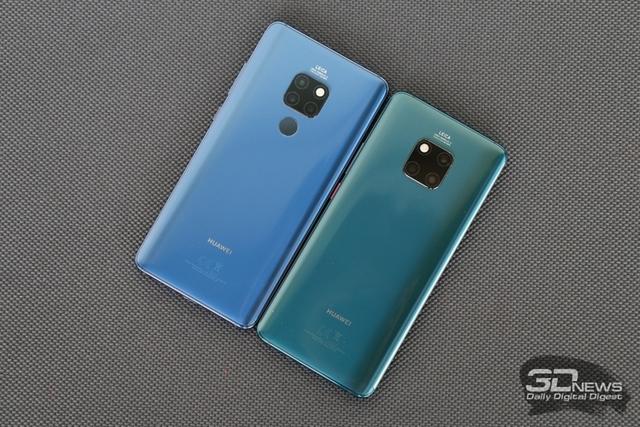 Huawei метит в лидеры на рынке смартфонов в регионе EMEA