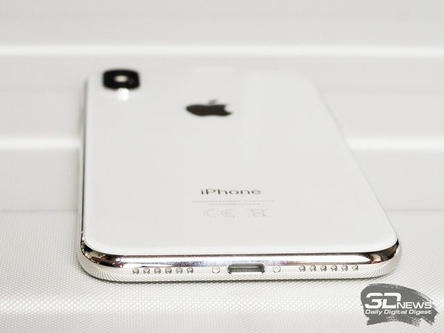 iPhone X назван самым продаваемым в мире смартфоном в 2018 году