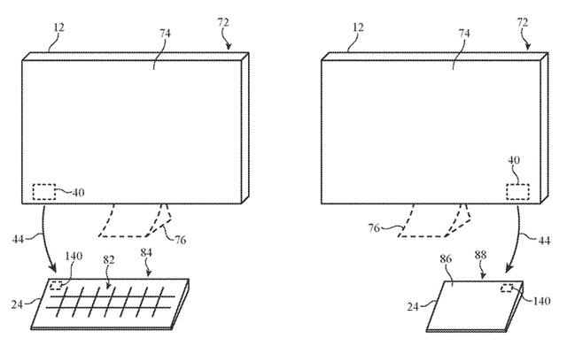 Компьютеры Apple iMac смогут подавать энергию на устройства ввода беспроводным способом