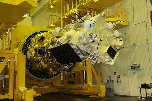 Проект по созданию спутника «Метеор-М» №3 заморожен