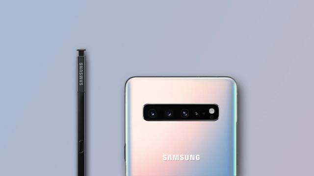 Samsung Galaxy Note 10: первые подробности