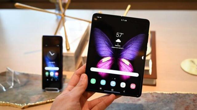 Плевать на надежность: дисплей Galaxy Fold — самый комфортный в мире
