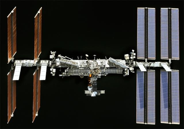 Новые МКС-модули получат российскую «бронежилетную» защиту