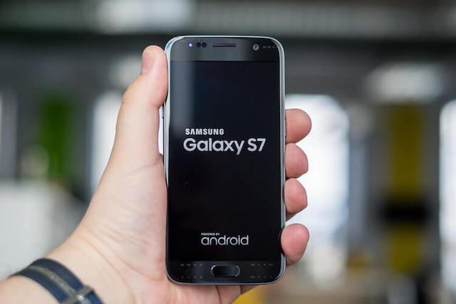 Обновит ли Samsung Galaxy S7 до Android 9 Pie?
