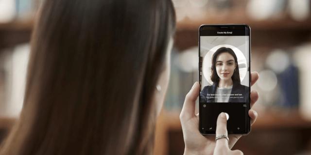 Samsung создала самые необычные AR-эмоджи