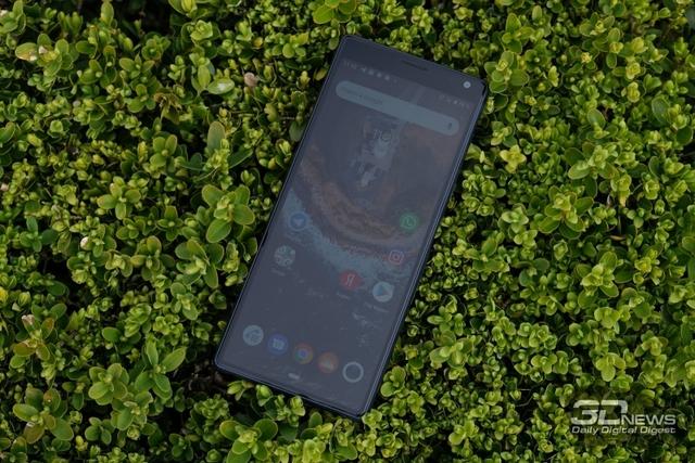 Новая статья: Обзор смартфона Sony Xperia 10: карманный кинотеатр