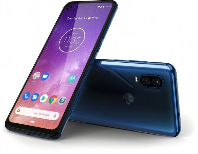Смартфон Motorola One Vision: экран 6,3, 25-Мп фронтальная и 48-Мп основная камеры