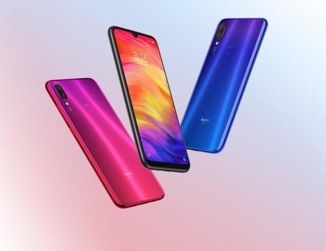Redmi Note 7 в России: 13 990 руб, продажи начнутся 28 марта