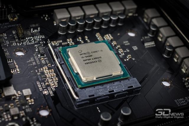 Новая статья: Обзор процессора Intel Core i5-9400F: ненастоящий Coffee Lake Refresh