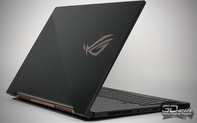 Новая статья: Обзор ASUS ROG Zephyrus S (GX701GX): игровой ноутбук с GeForce RTX 2080 на «диете»
