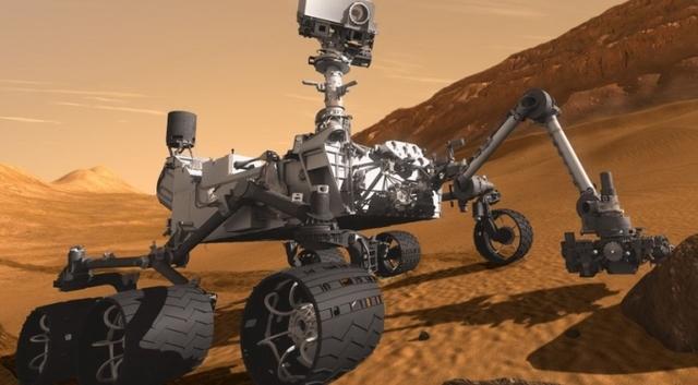 Специальная краска для марсохода NASA Mars 2020 выдерживает до –73 °С