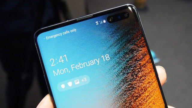 Samsung серьезно увеличила автономность Galaxy S10 в последнем обновлении