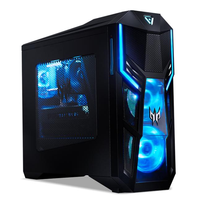 Predator Orion 5000: новый игровой компьютер от Acer