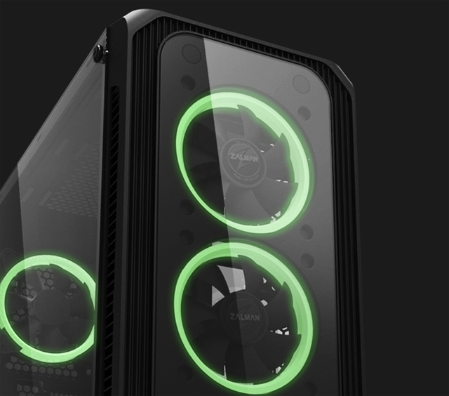 Zalman Z7 Neo: элегантный ПК-корпус со стеклянными панелями